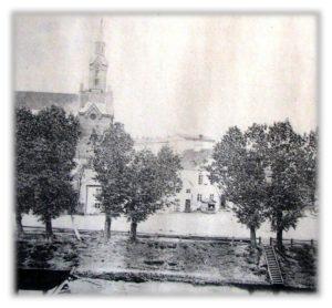 Okolice Publicznej Szkoły Powszechnej Franciszkańskiej