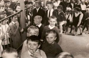 Uroczyste rozpoczęcie roku szkolnego 1970/71